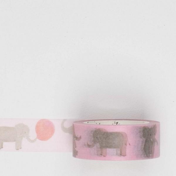 Masking Tape la022 elephant