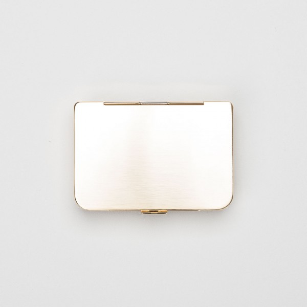 Japanese Brass Card Case