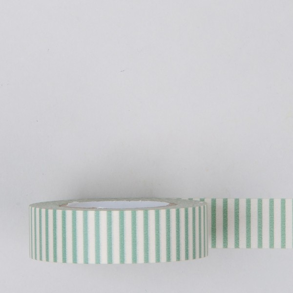 "Masking Tape ""Stripe CL"" aloe"