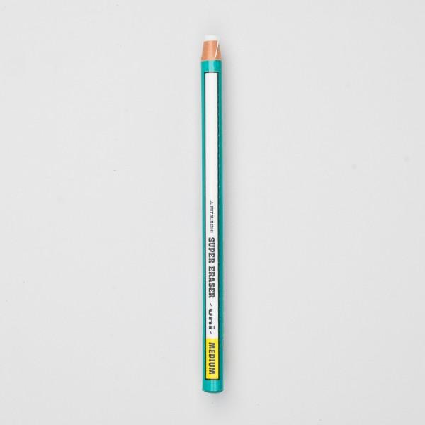"Mitsubishi Uni Radierstift ""Super Eraser"" Medium"