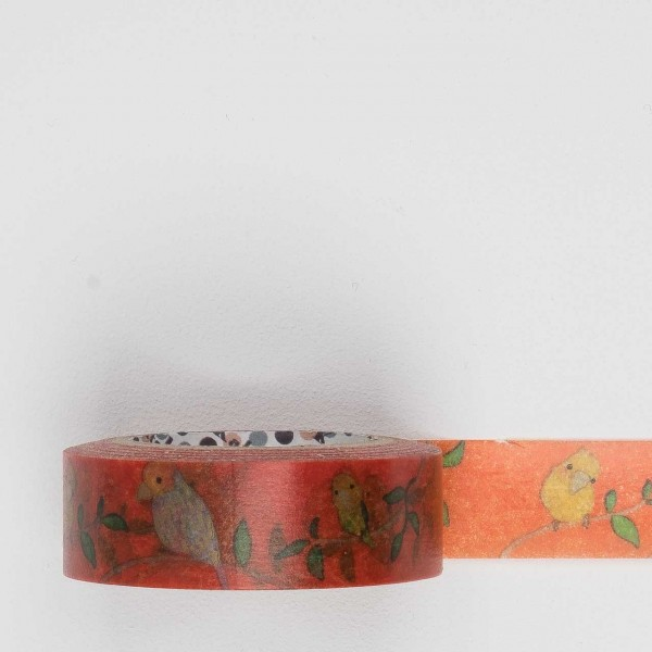 Masking Tape 10081 song bird