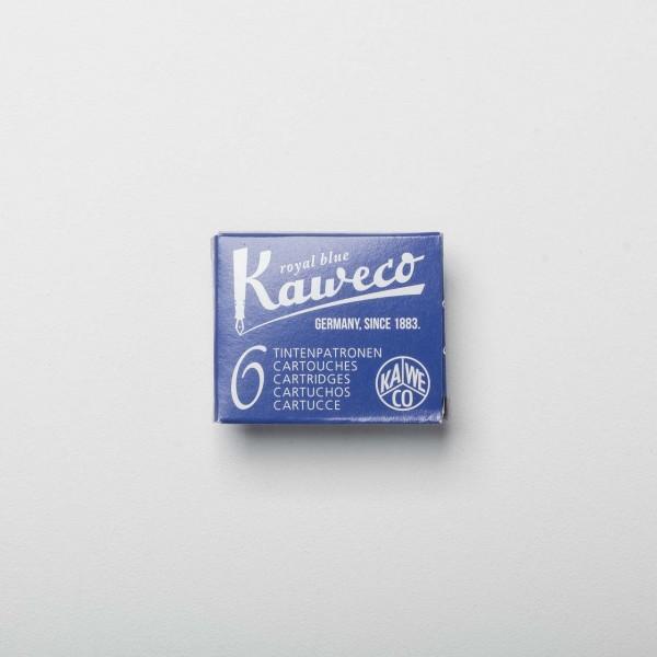 KaWeCo Tintenpatronen königsblau