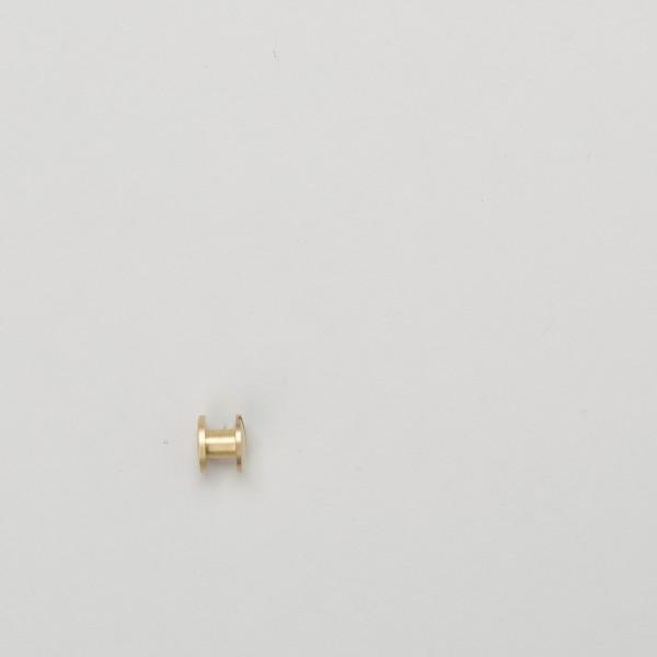 Carta Pura Buchschraube 5mm messing