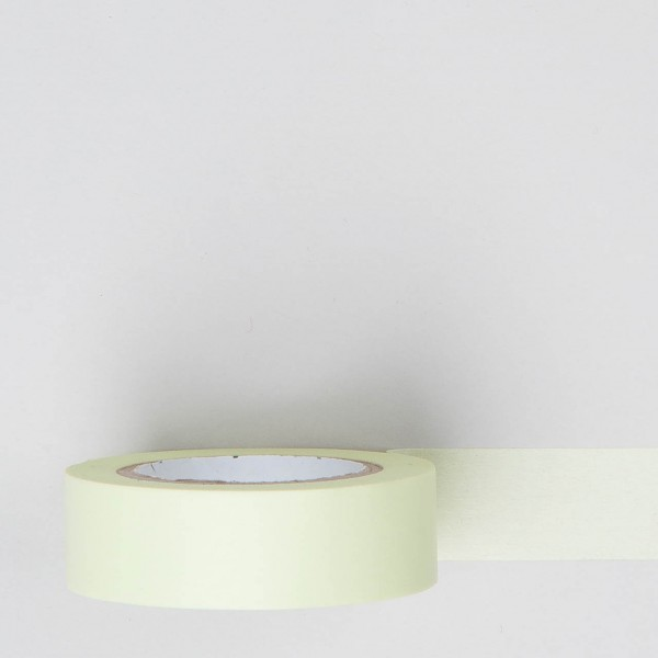 Masking Tape pastell limette