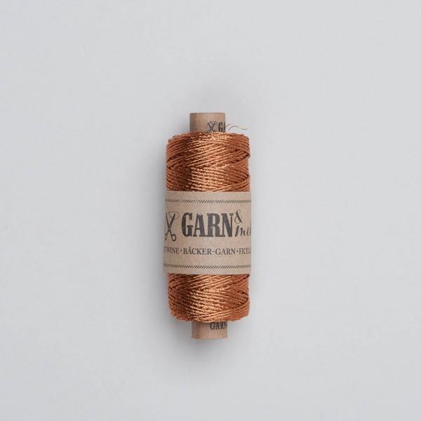 Garn & Mehr Bakers Twine in Kupfer