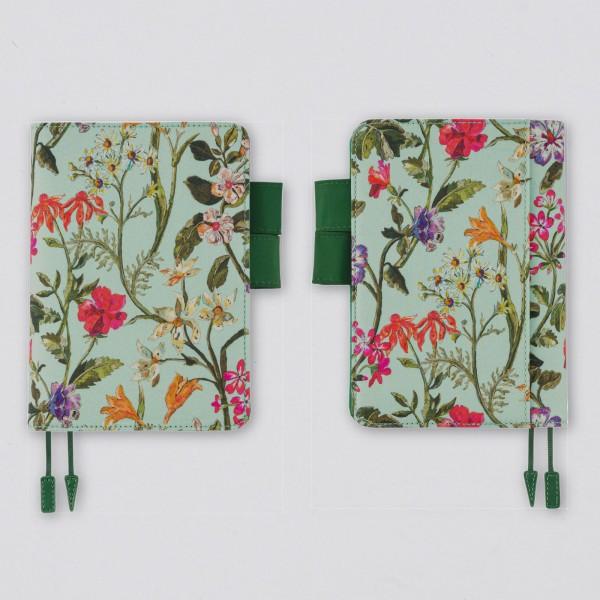 Hobonichi Techo 2021 Kalender A6 Liberty Fabrics Lockwood Set