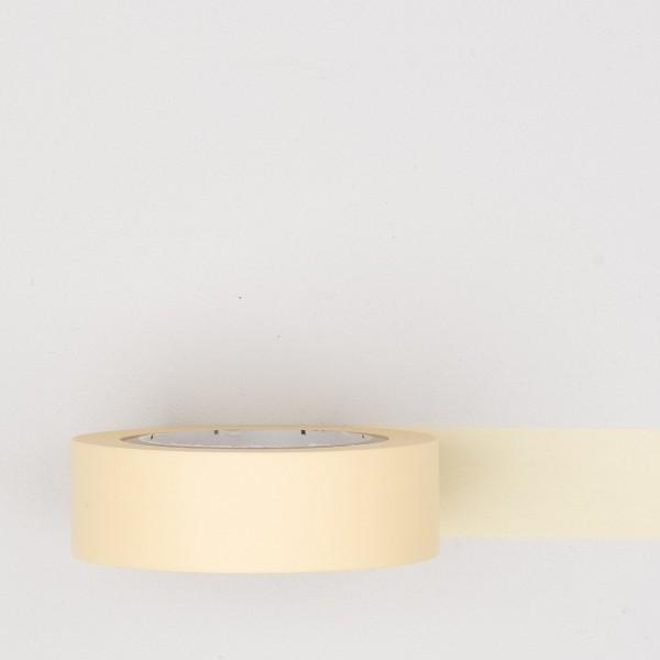 Masking Tape pastell gelb