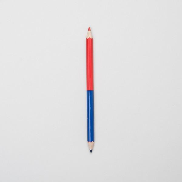 Koh-I-Noor Buntstift 3423 rot-blau