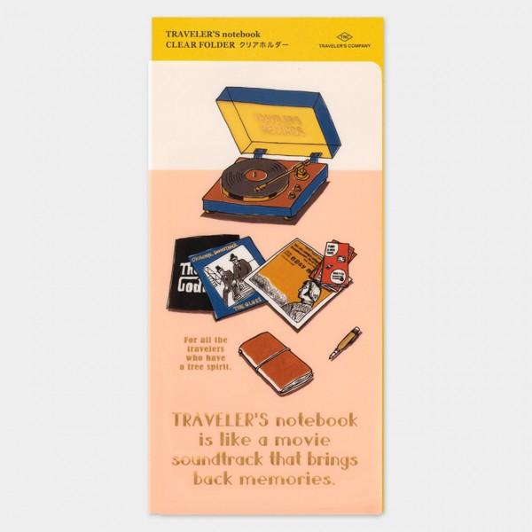 Traveler's Notebook 2022 Regular Dokumentenhülle