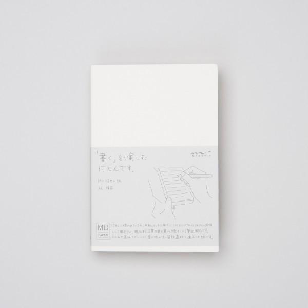Midori MD Sticky Memo Pad A6 liniert