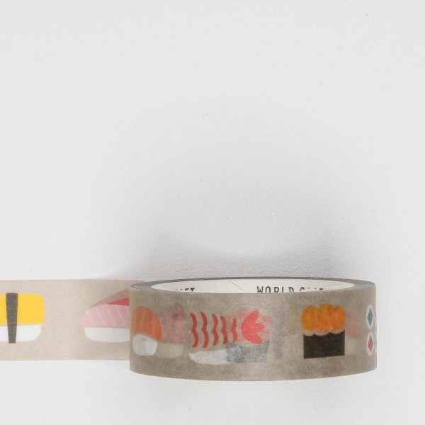 Masking Tape mt15-021 sushi