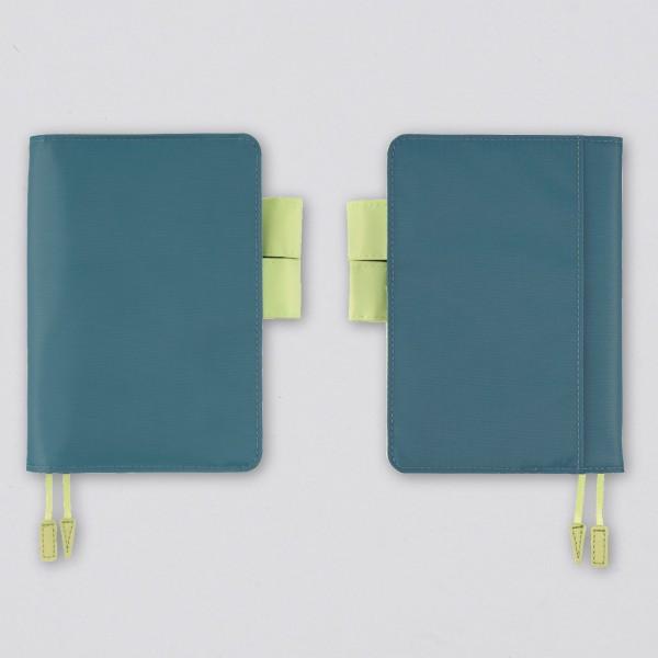 Hobonichi Techo 2021 Kalender A6 Blue Pistachio Set