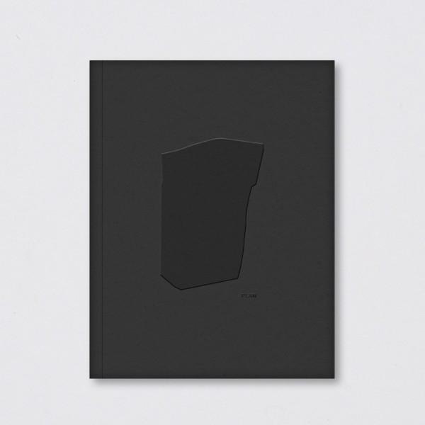 Polnischer freier Planer Monolit schwarz (A5)