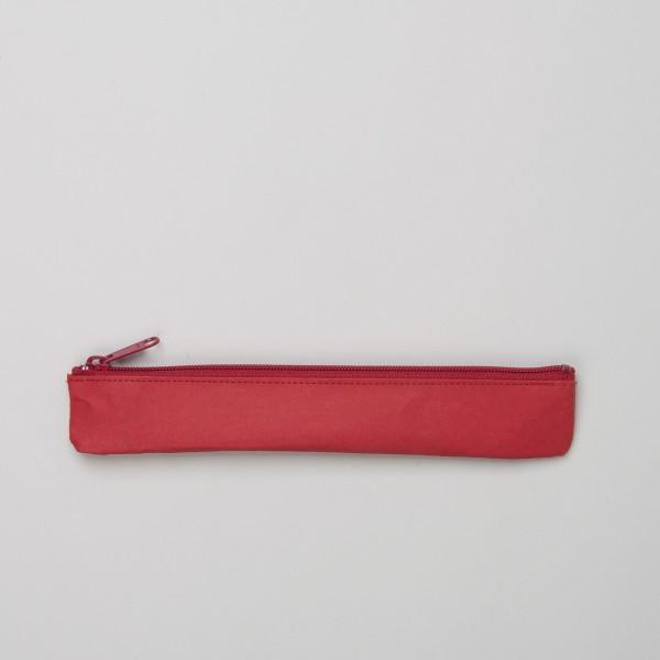"""Japanisches Schreibetui """"SIWA"""" in rot"""