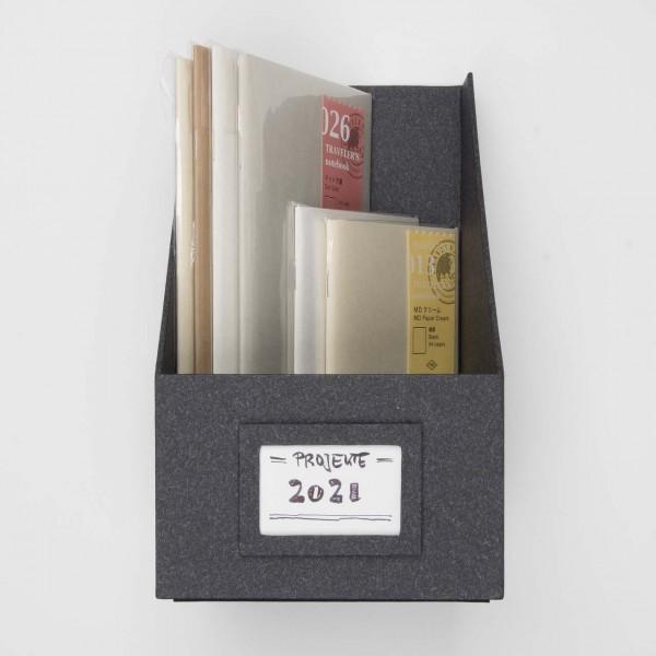 Aufbewahrung Traveler's Notebook Einlagen - kommt ohne Einlagen