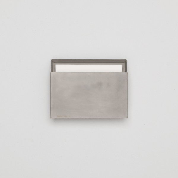Claustrum Card Case Concrete