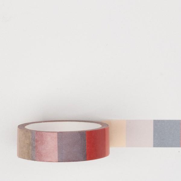 Paperways Masking Tape Palette Before Sunset