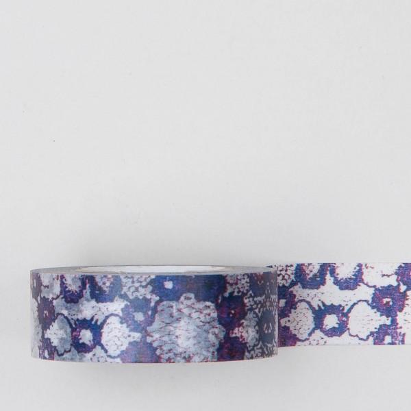 """Masking Tape """"Tsuvu iringe"""" violett"""