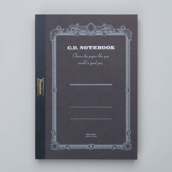 Apica Premium C.D. Notizbuch A5 blanko
