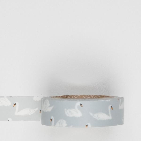 Dailylike Masking Tape 22 swan