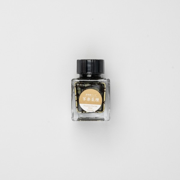 Taccia Ukiyo-e Füllertinte natane - rapsgelb