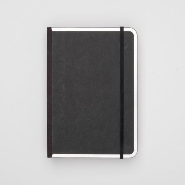 Bindewerk Notizbuch Basic schwarz