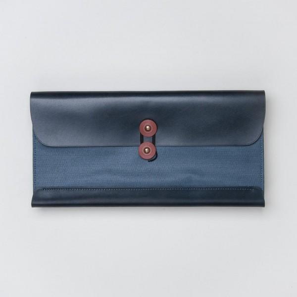 Postalco Travel Wallet blau