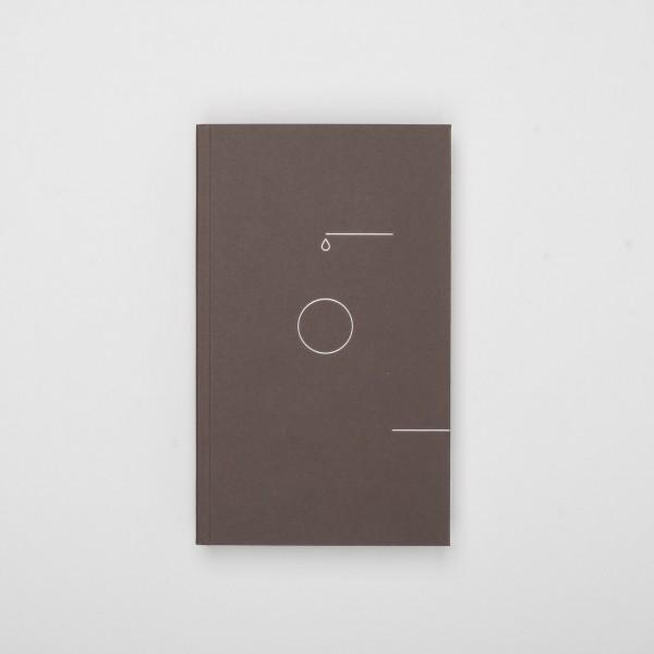 "Polnisches Notizbuch ""LICO"" chocolate"