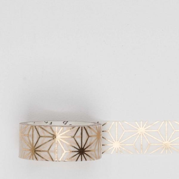 Masking Tape spymt008 asanoha