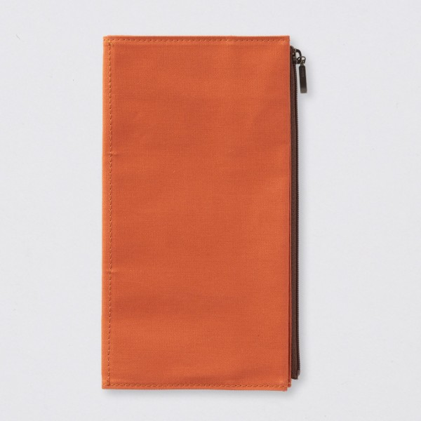 "TRC ""B-Sides & Rarities"" Zipper Case Regular Baumwolle orange"