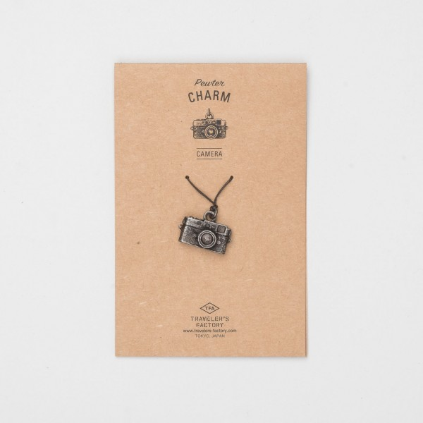 "STORE ONLY: Traveler's Factory ""Camera"" Charm"
