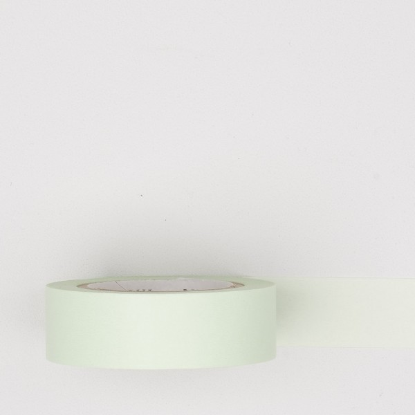 Masking Tape pastell grün