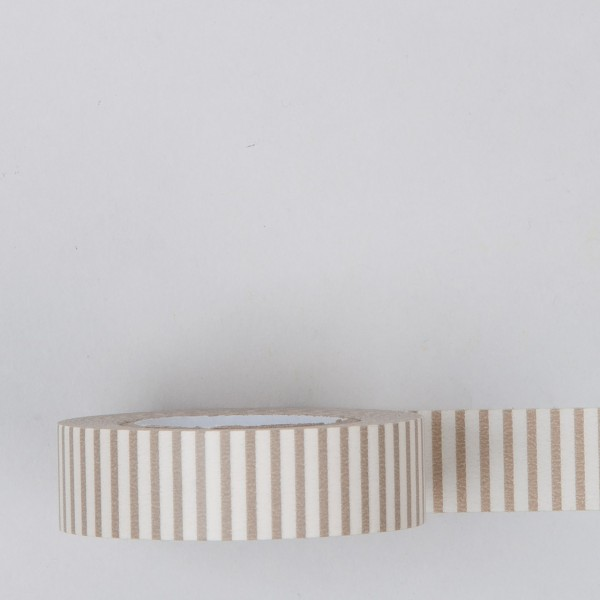 "Masking Tape ""Stripe CL"" walnuss"