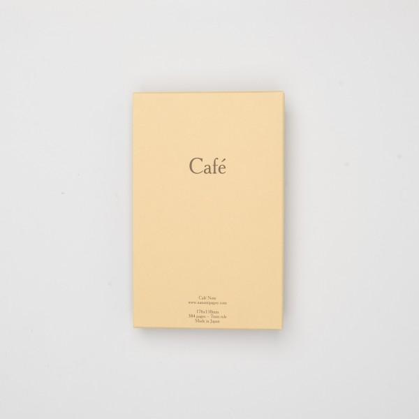 Nanami Notizbuch Paper Café Note