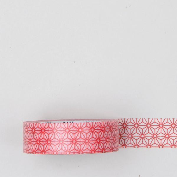 "Masking Tape ""Asanoha Shuaka"""