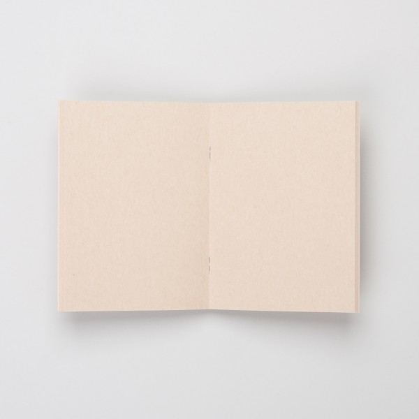 "Traveler's Notebook Refill Kraftpapier ""009"" Passport Size"