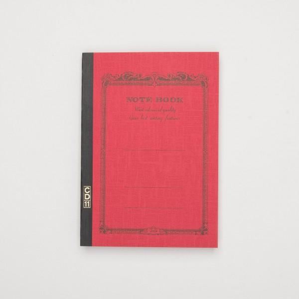 Apica Notizheft CD-11 liniert rot (A5)