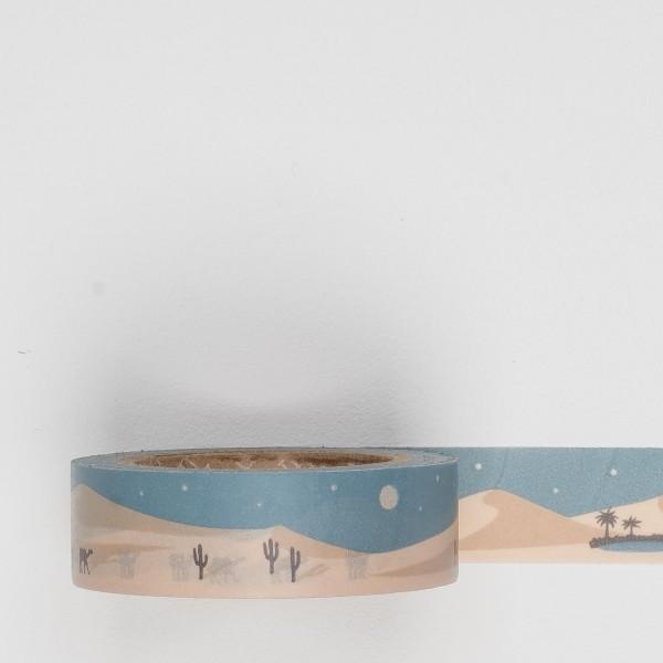 Dailylike Masking Tape 86 desert