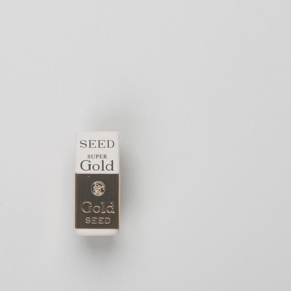 """SEED """"Super Gold"""" Radiergummi"""