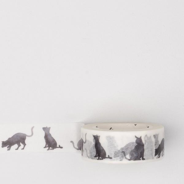 Masking Tape la007 cat style