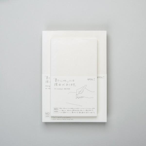 Midori MD minimal Notebook blanko