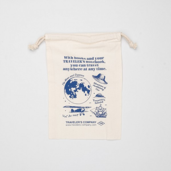 TRAVELER'S LTD Edition - TF GIFT BAG für Passport Size