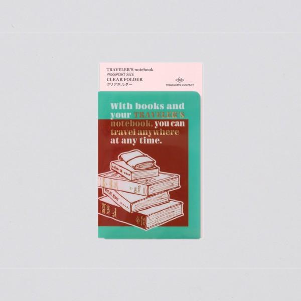 Traveler's Notebook 2021 Passport Dokumentenhülle