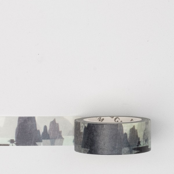 Masking Tape sptf005 mountain sea