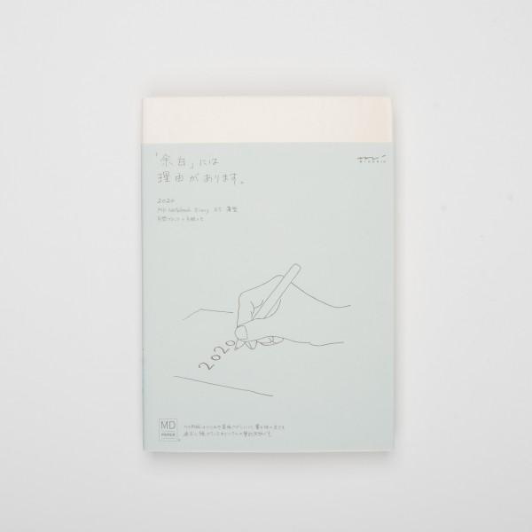 Midori MD 2020 Diary A5 Thin