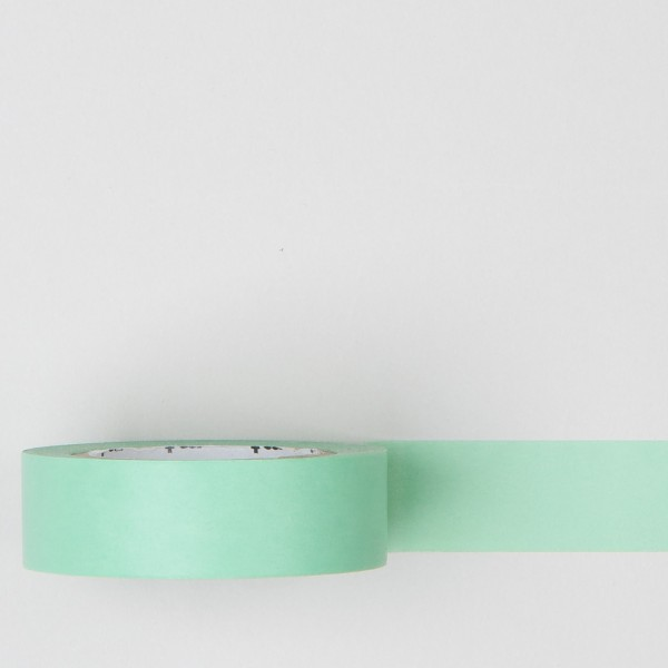 "Masking Tape einfarbig ""wakamidori"" hellgrün"