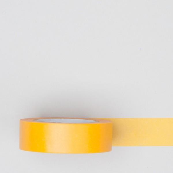 """Masking Tape einfarbig """"himawari"""" gelb"""