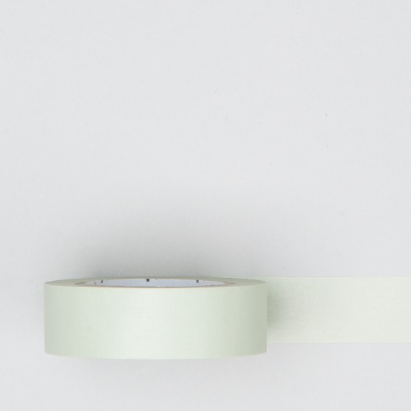 Masking Tape einfarbig pastell olive
