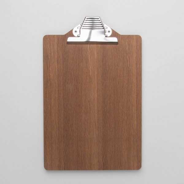 Ferm Living Clipboard geräucherte Eiche
