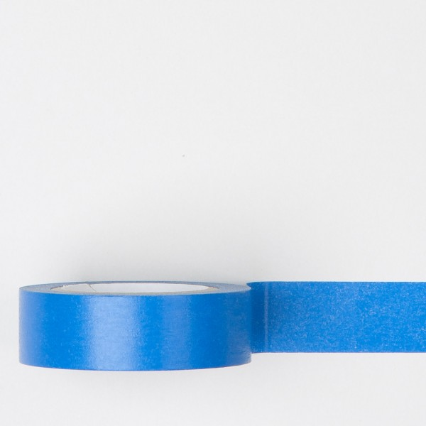 "Masking Tape einfarbig ""asahanada"" königsblau"